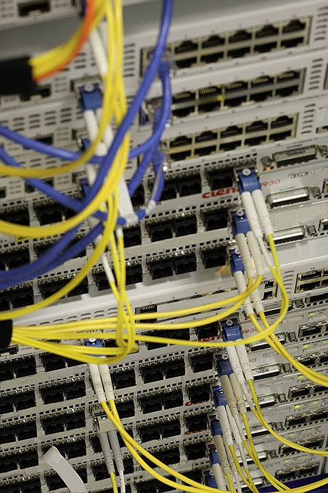 Telecom Room: IP Transit, Carriers